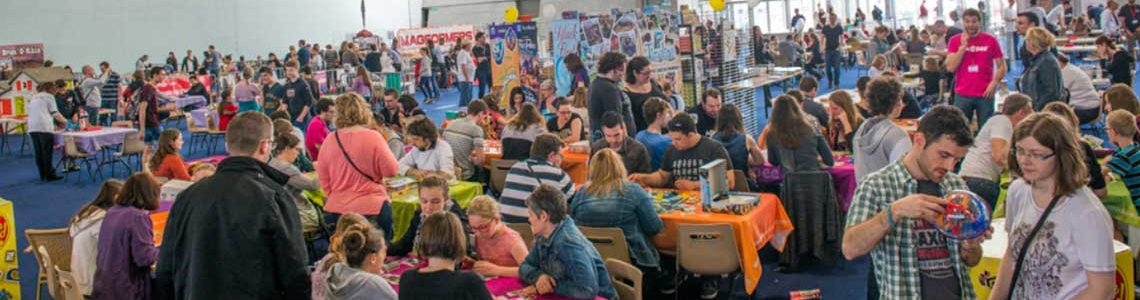 SORTIE FAMILIALE > Happy Games à Mulhouse