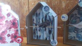 Une maison pour oiseau